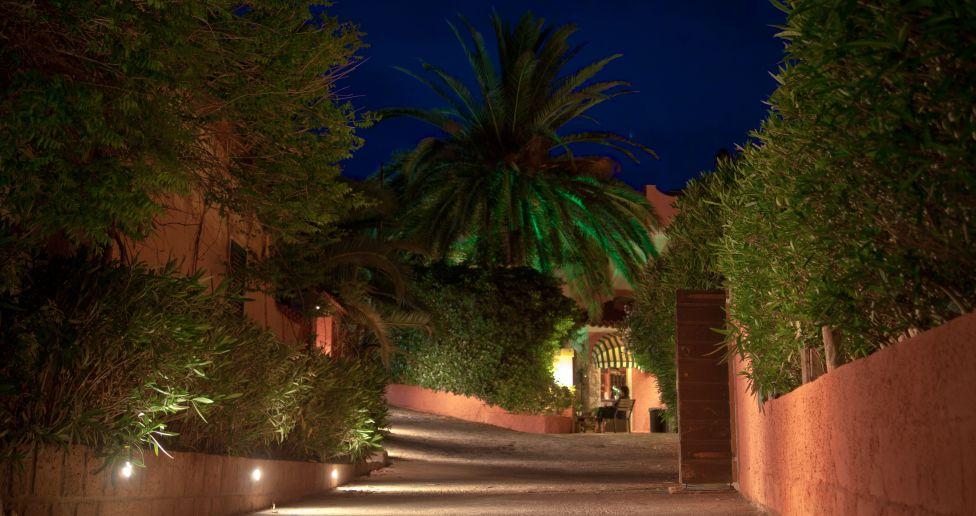 Esterno Hotel Casanova